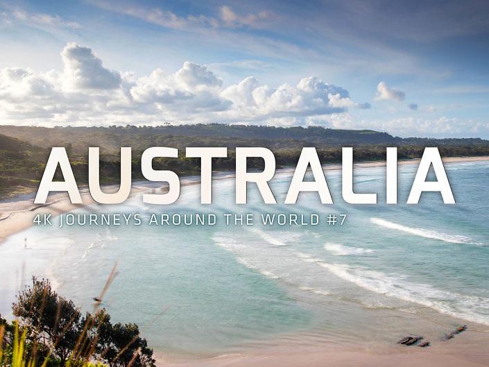 Australia - true HDR und 8k - eine Reise!