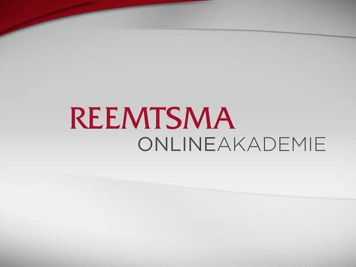 TV Magazin Serie Reemtsma Online Akademie
