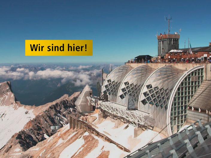 Imagefilm für die Deutsche Post CSC