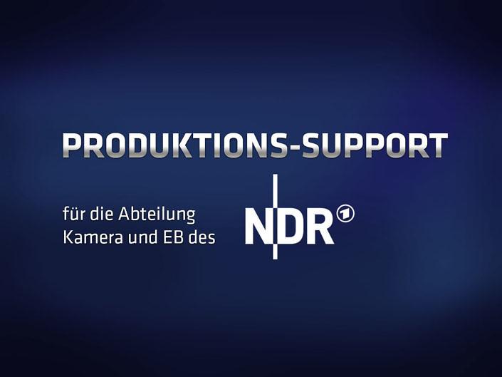 Supportportal für den Norddeutschen Rundfunk