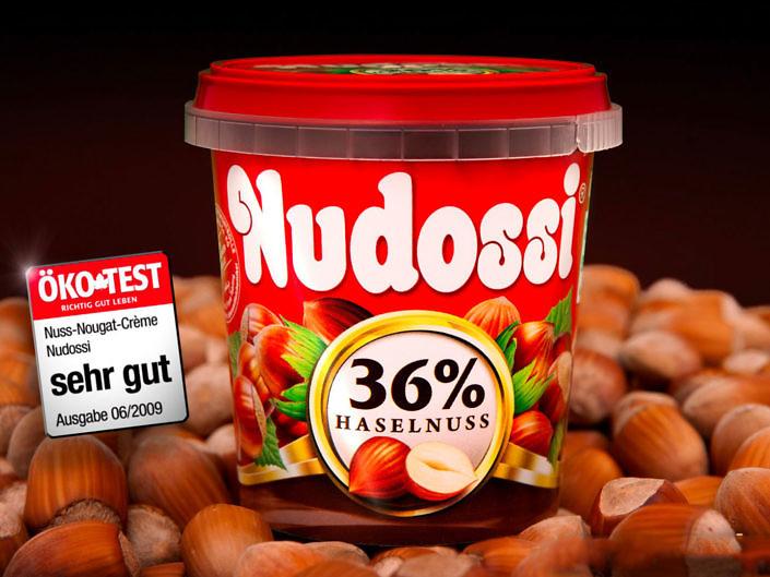 TV-Sponsorclip für Nudossi