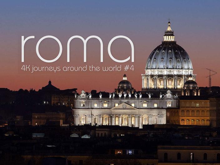 Footage und Timelapse Roma, Italia