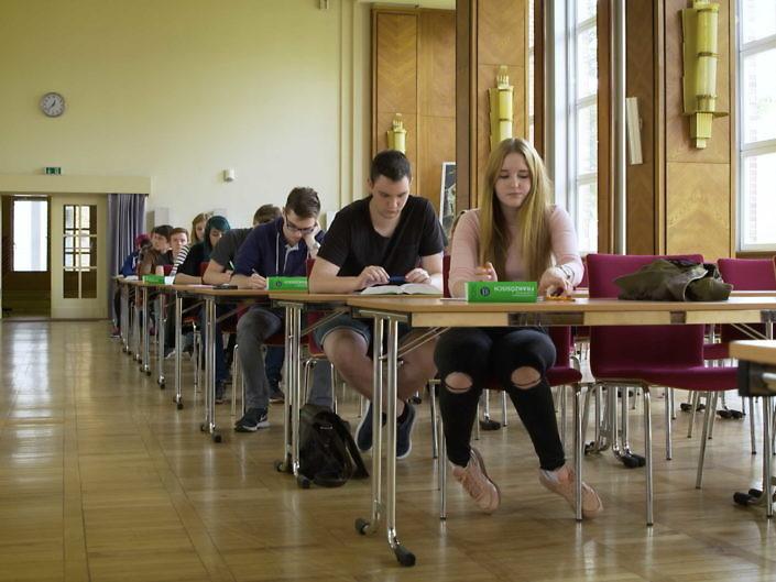 Facebook Film für Europa macht Schule / DAAD