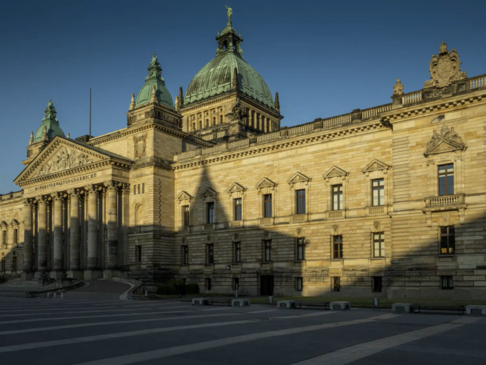 Vier Informationsfilme für das Bundesverwaltungsgericht