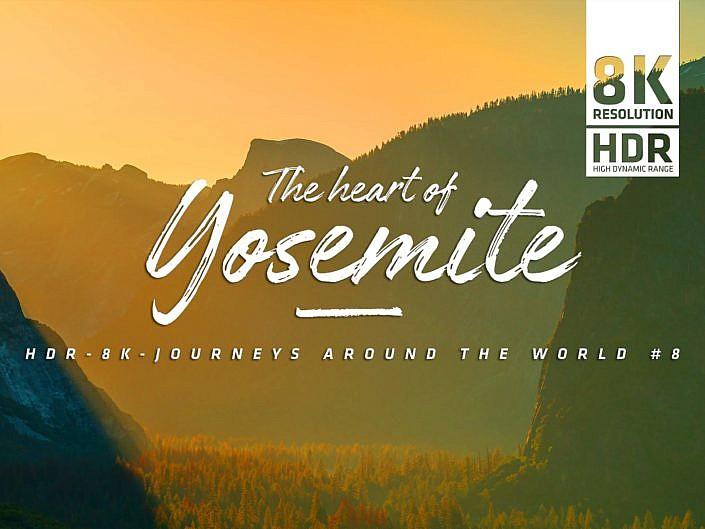 Timelapse Feature – Yosemite National Park