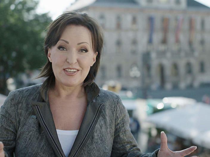 Klappe die Dritte: Kamillan mit Ute Freudenberg