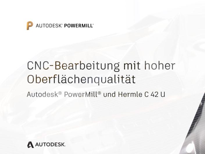 Autodesk PowerMill®